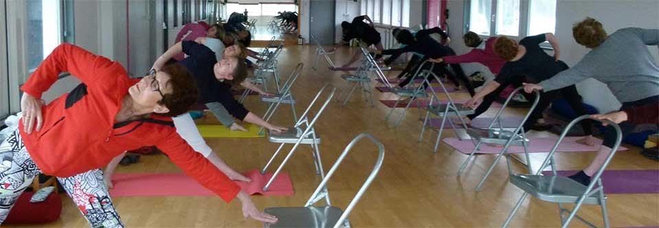 Stages de yoga saison 2020/2021, réservez dès maintenant