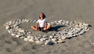 Voie du coeur Yogarts France