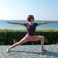 Postures debout – Virabhadrasana II