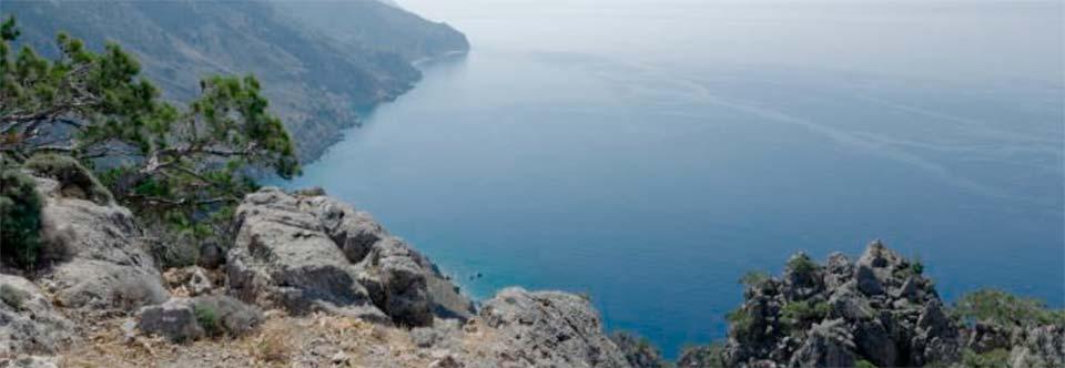 Stage yoga en Crète, du 24 au 31 août
